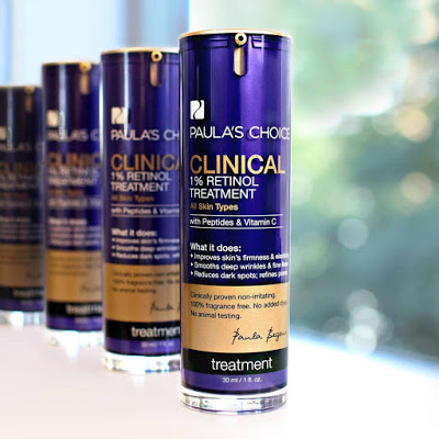 Review Clinical Paula's Choice 1% Retinol Treatment