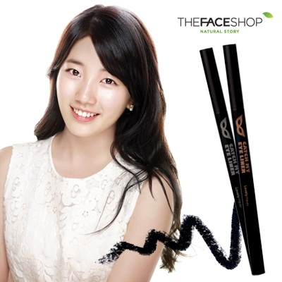Chì kẻ mắt The Face Shop Lovely Meex Catch My Eyeliner