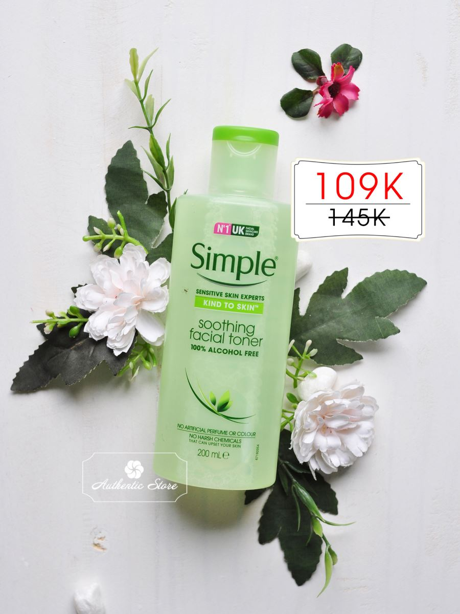 toner simple sale