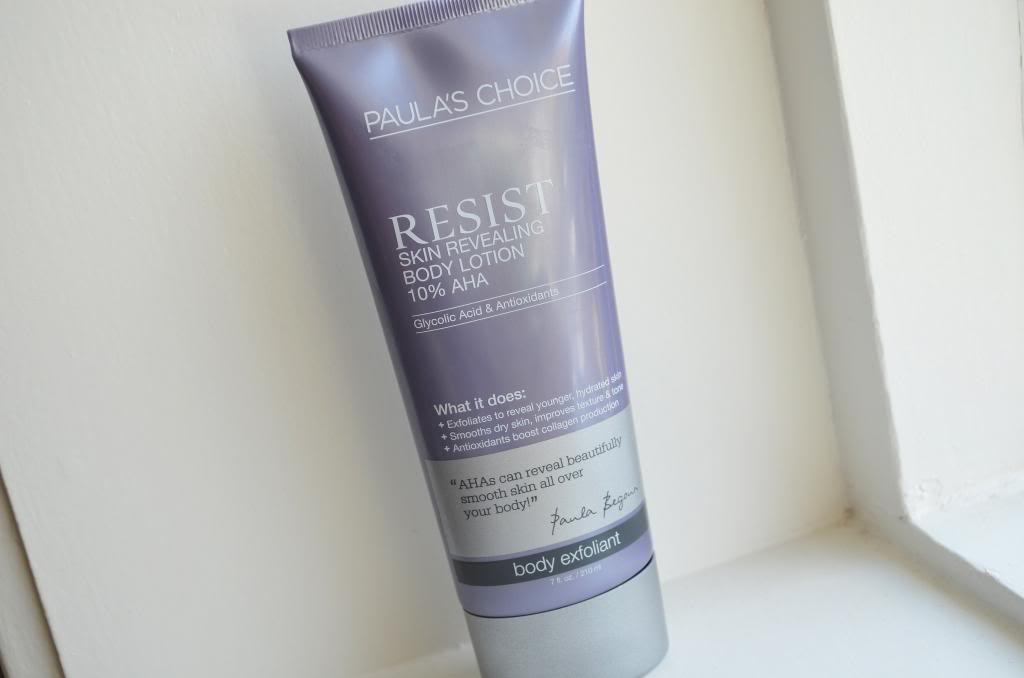 RESIST SKIN REVEALING BODY LOTION 10% AHA