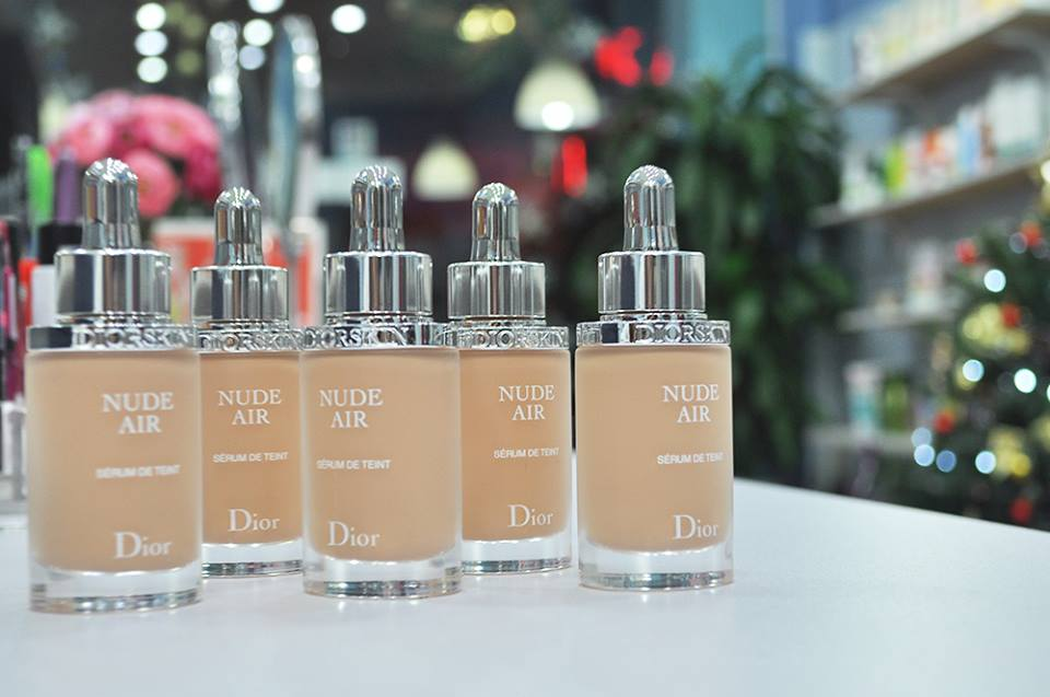 Diorskin Nude Air Serum SPF 25 PA++