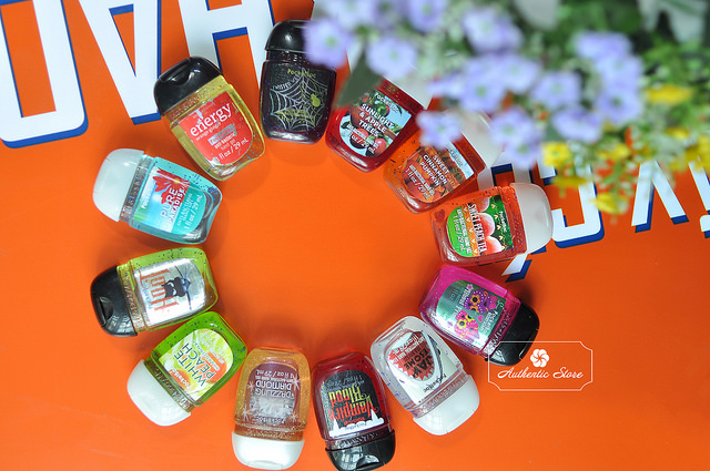 Gel rửa tay khô PocketBac Bath and Body Works