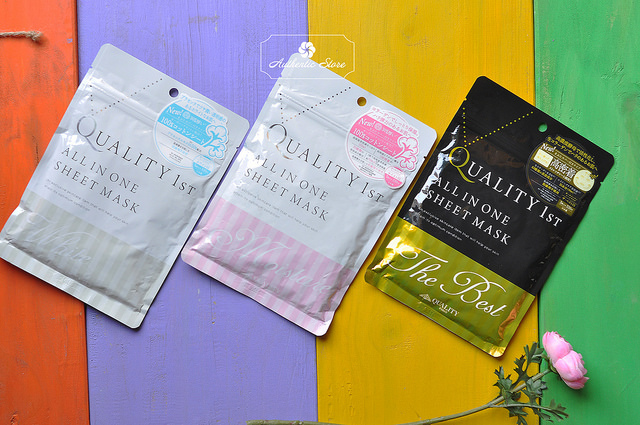 Mặt Nạ Quality 1st All Ii One Sheet Mask