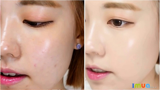 Phấn nước Lime Collagen Ample Cushion SPF 50+/PA+++