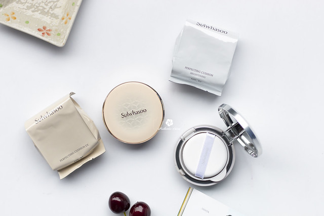 Phấn nước Sulwhasoo Perfecting Cushion Ex