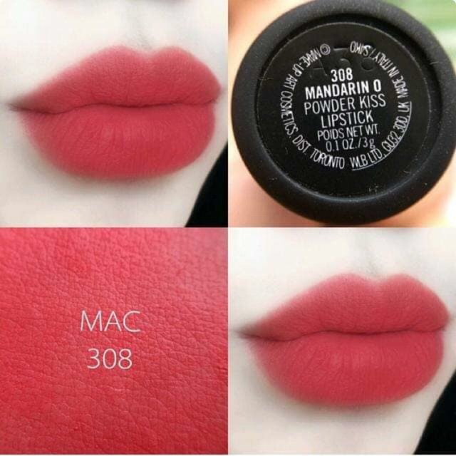 Mac powder kiss mandarin