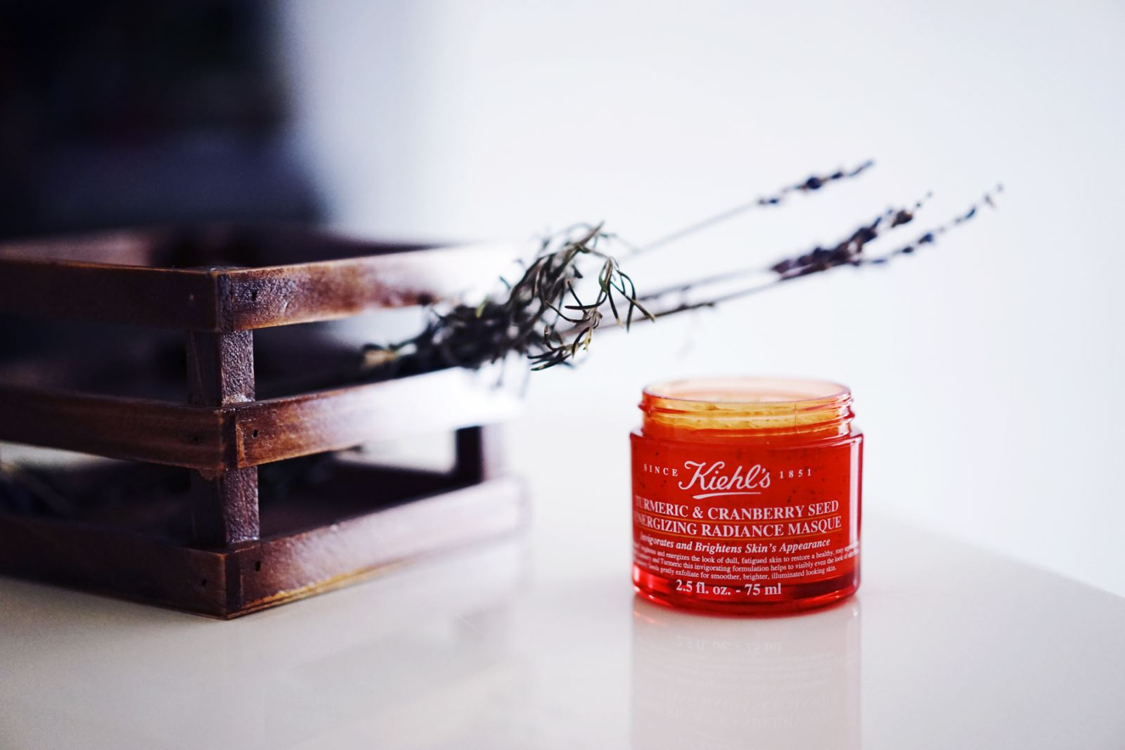 Kiehls Turmeric & Cranberry Seed Energizing Radiance Masque