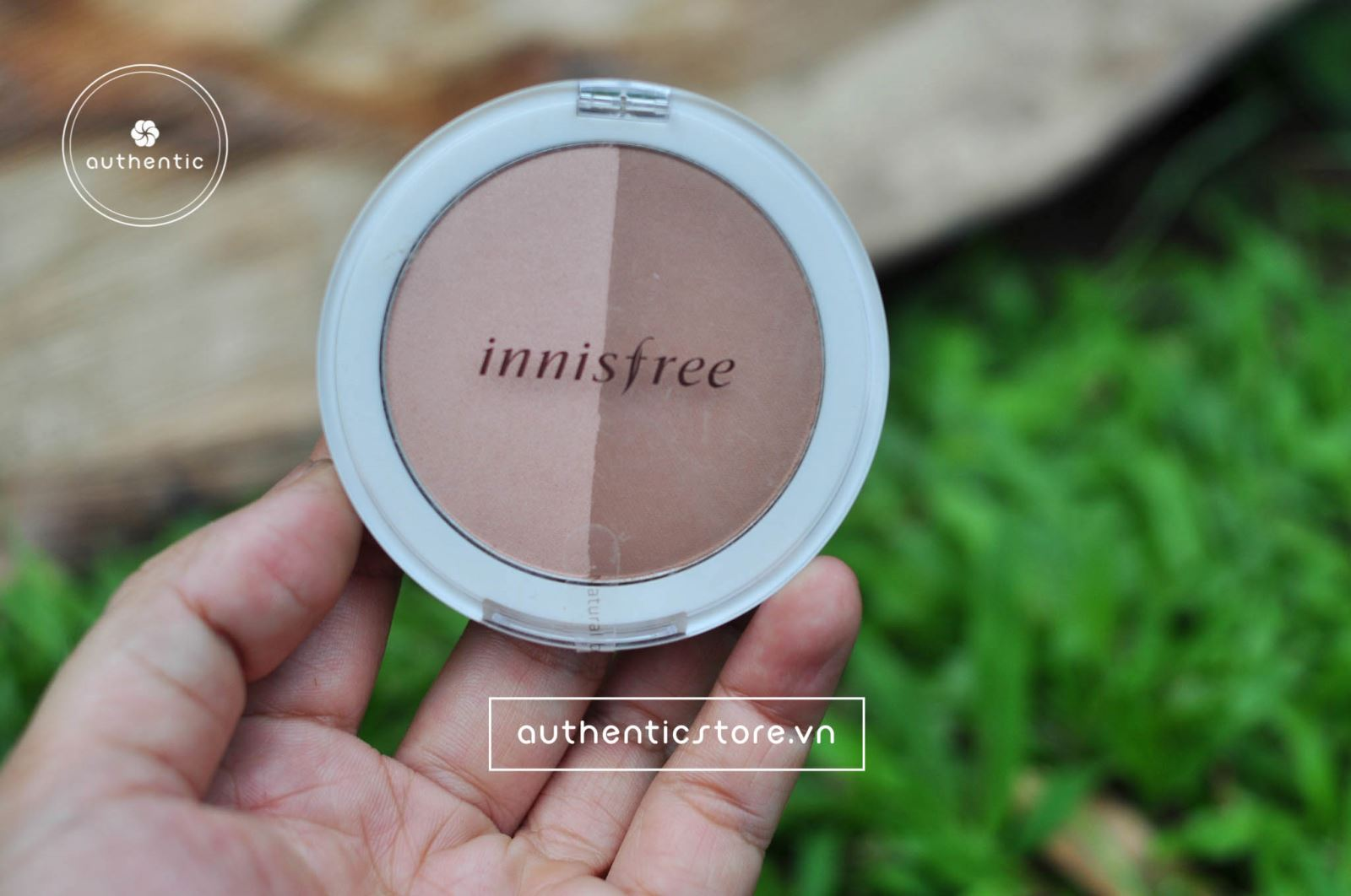 Phấn tạo khối Innisfree Face Designing Duo