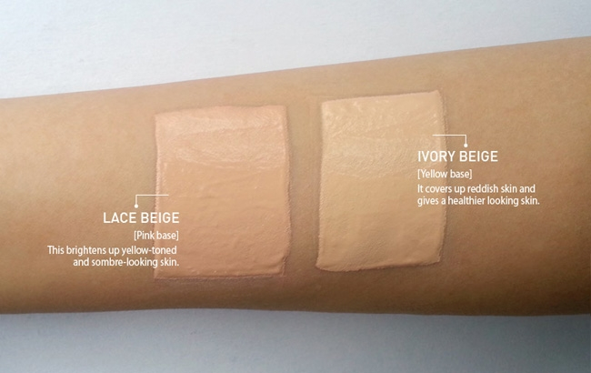Kem nền 3CE liquid foundation
