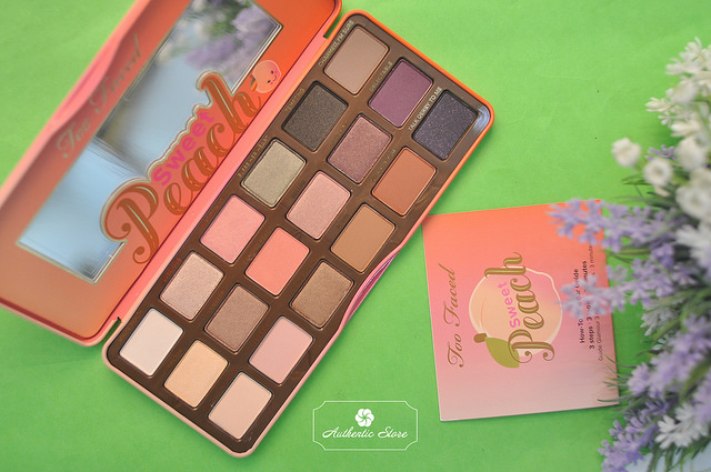 Bảng Phấn Mắt Too Faced Sweet Peach Eyeshadow Palette