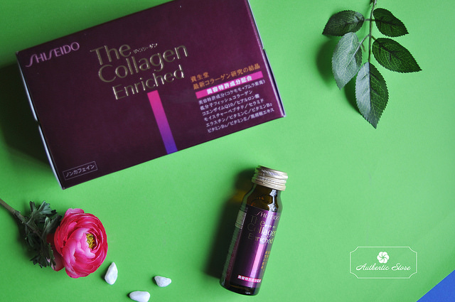 so sánh collagen uống shiseido