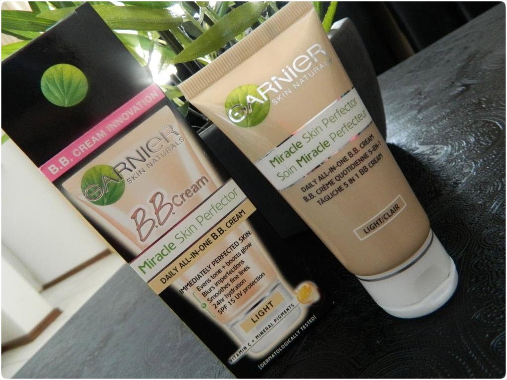 Garnier BB Cream skin naturals miracle skin perfector