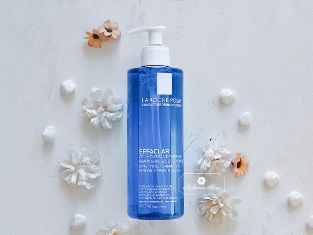La Roche Posay Gel Moussant Purifying