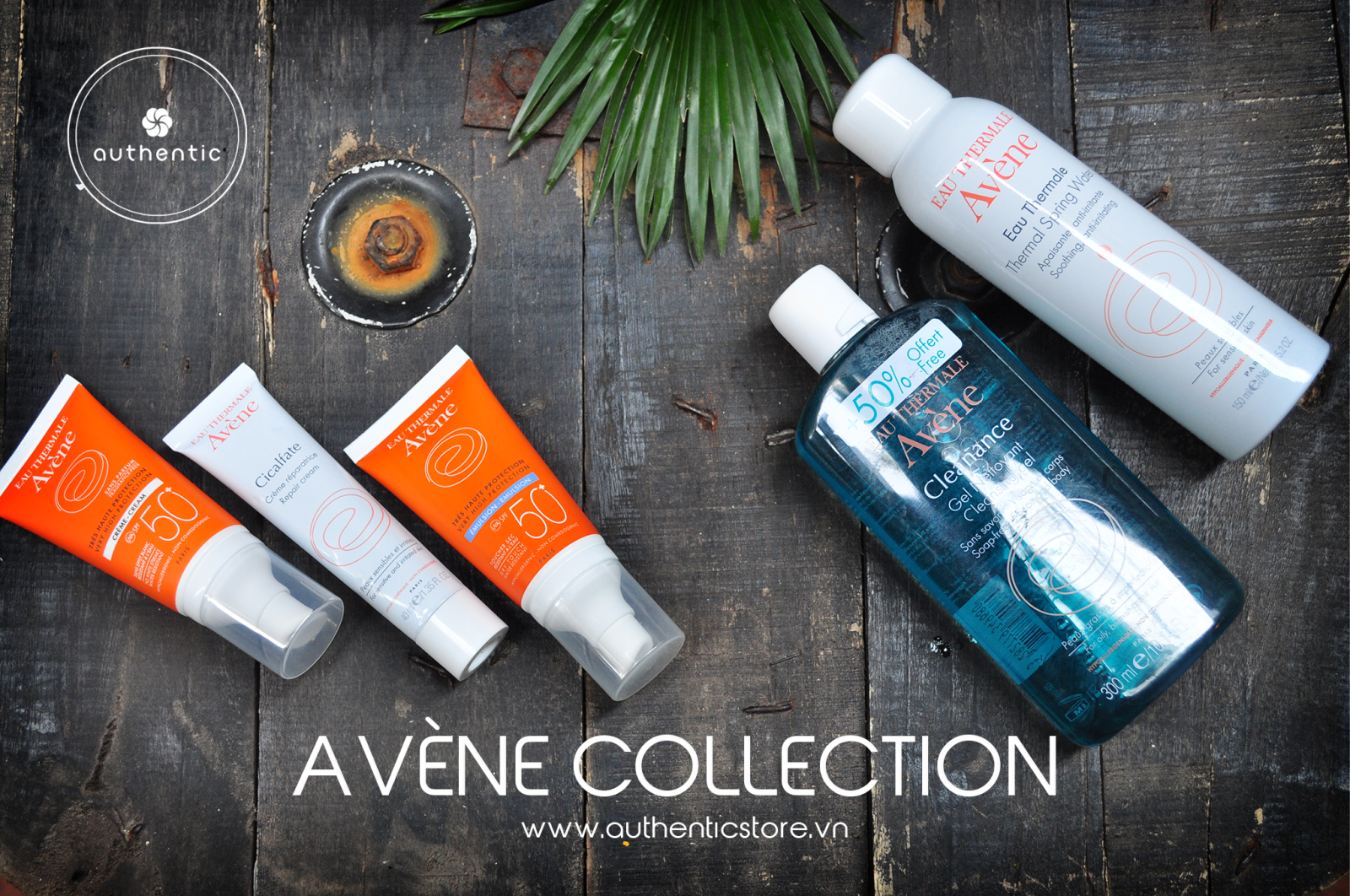 avene collection
