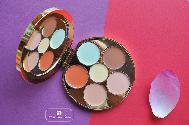 Bảng màu Tarte Rainforest of the Sea™ Wipeout Color-Correcting Palette