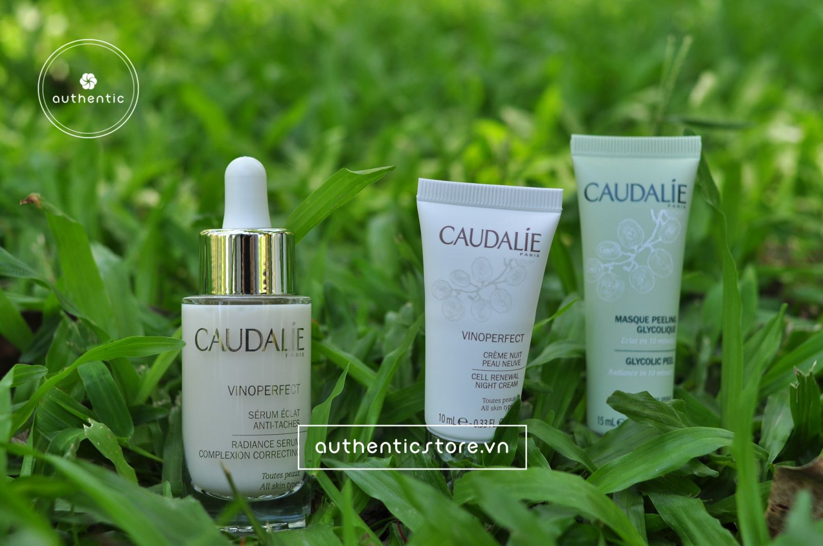 CAUDALIE VINOPERFECT GET GLOWING
