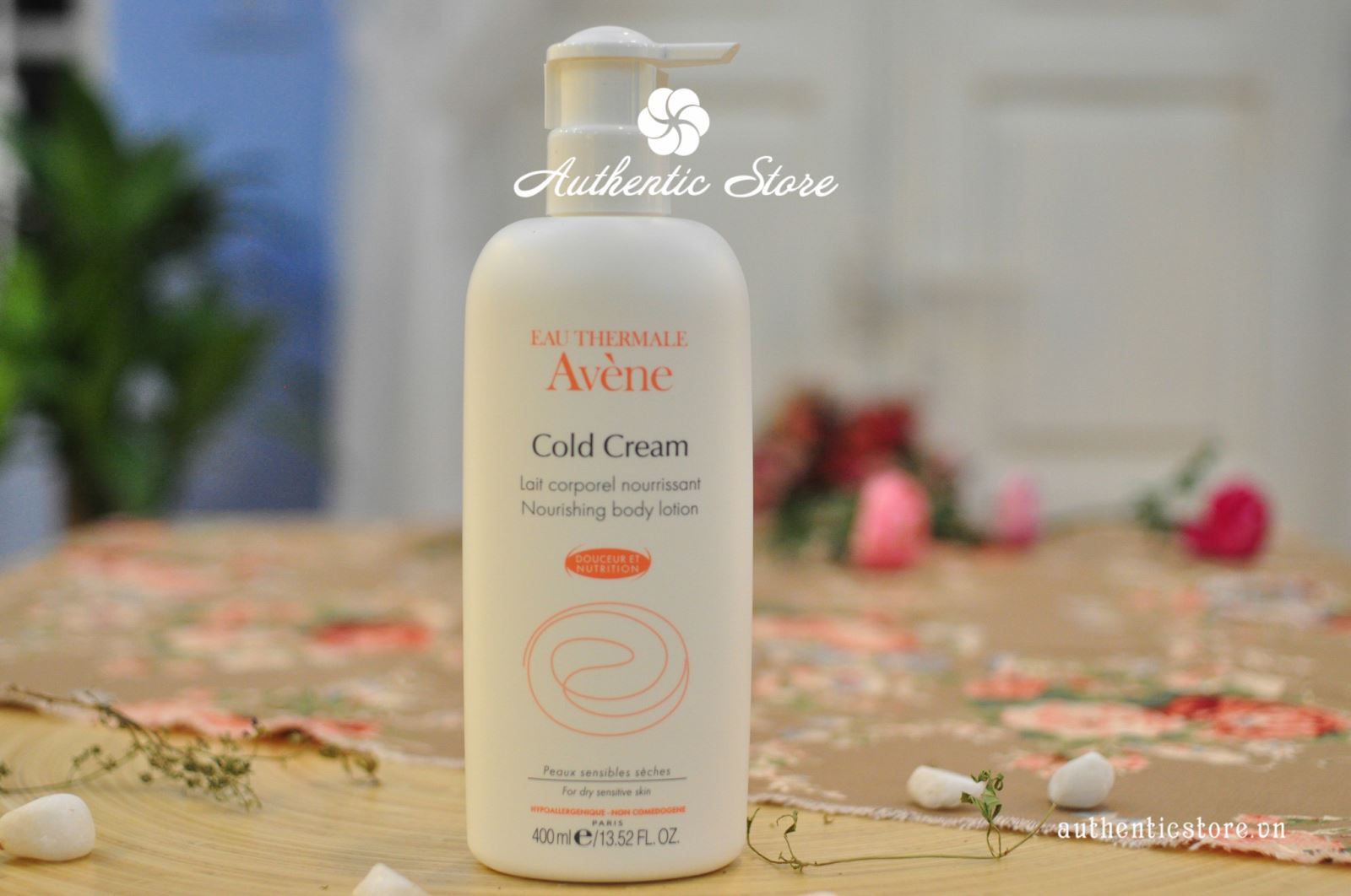 Dưỡng thể Avene Cold Cream Body Lotion