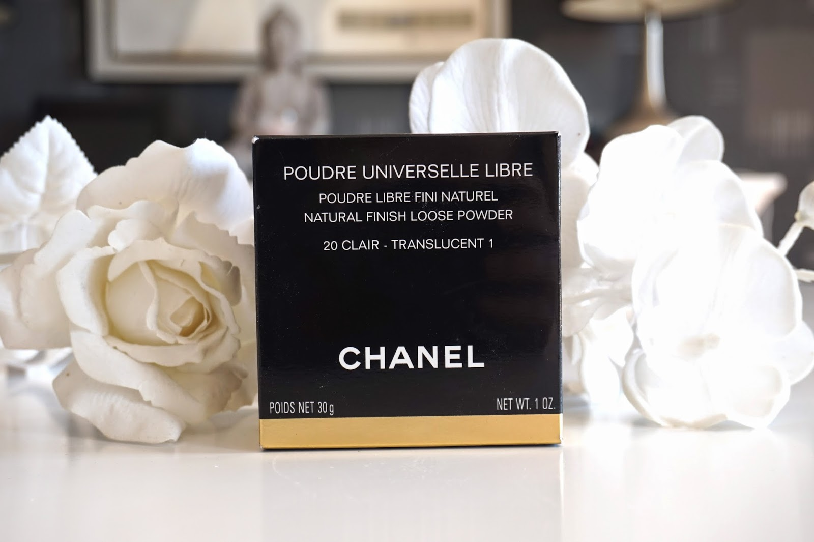 Phấn bột Chanel Natural Finish Loose Powder