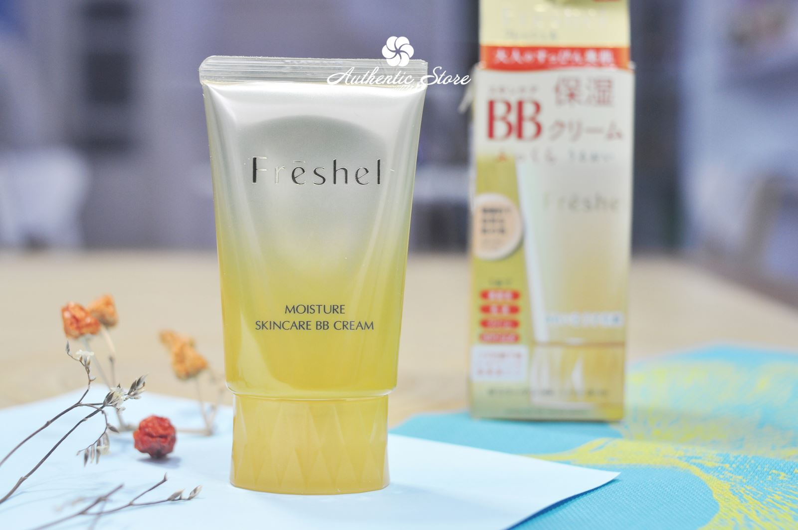 bb cream kanebo freshel