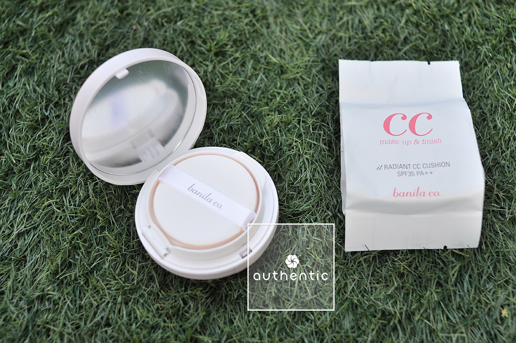 phấn nước banila co it radiant cc cushion
