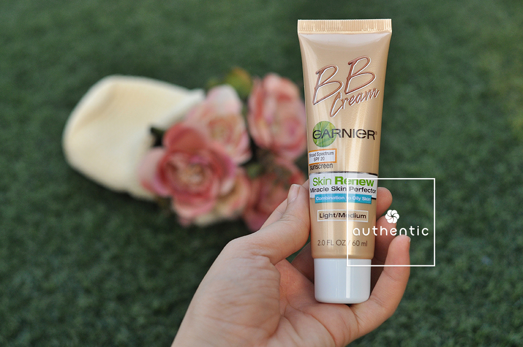 Garnier Miracle Skin Perfector  BB Cream for Combination to Oily Skin