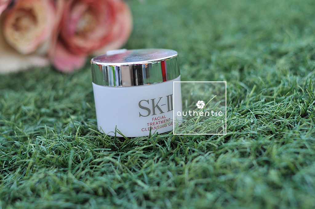 Gel tẩy trang SK-II Facial Treatment Gentle Cleansing gel
