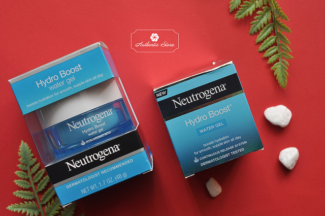 Gel dưỡng da Neutrogena Hydro Boost Water Gel