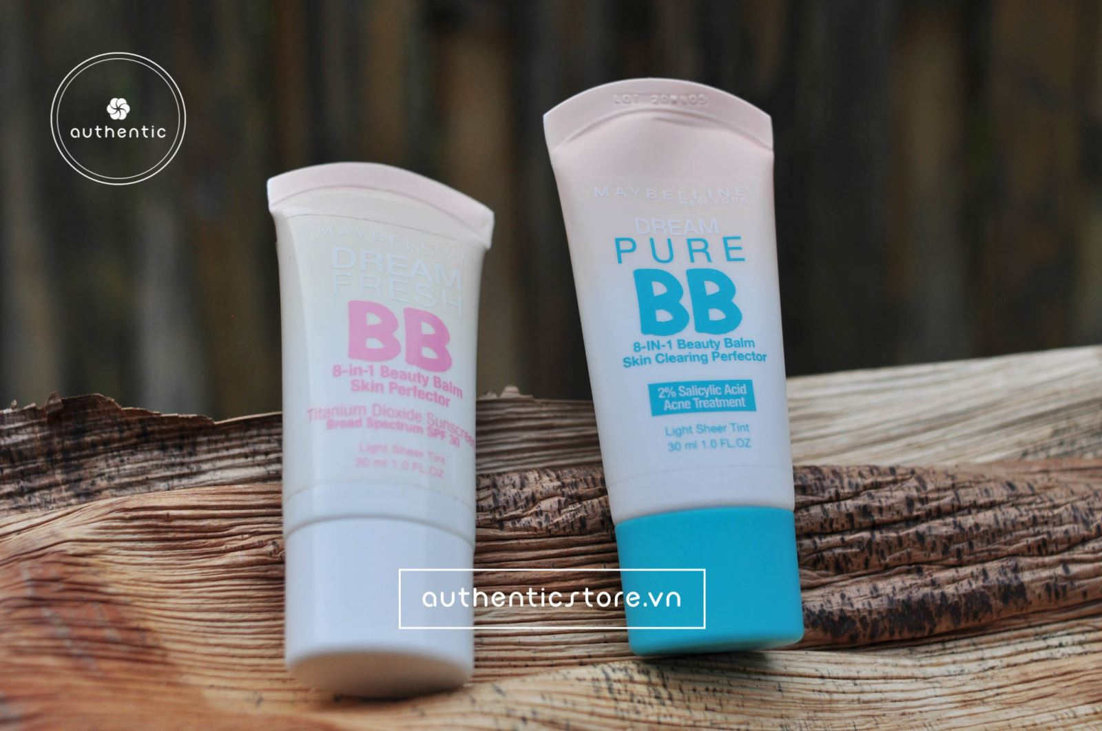 Kem BB Maybelline Dream Pure 8 in 1 Beauty Balm