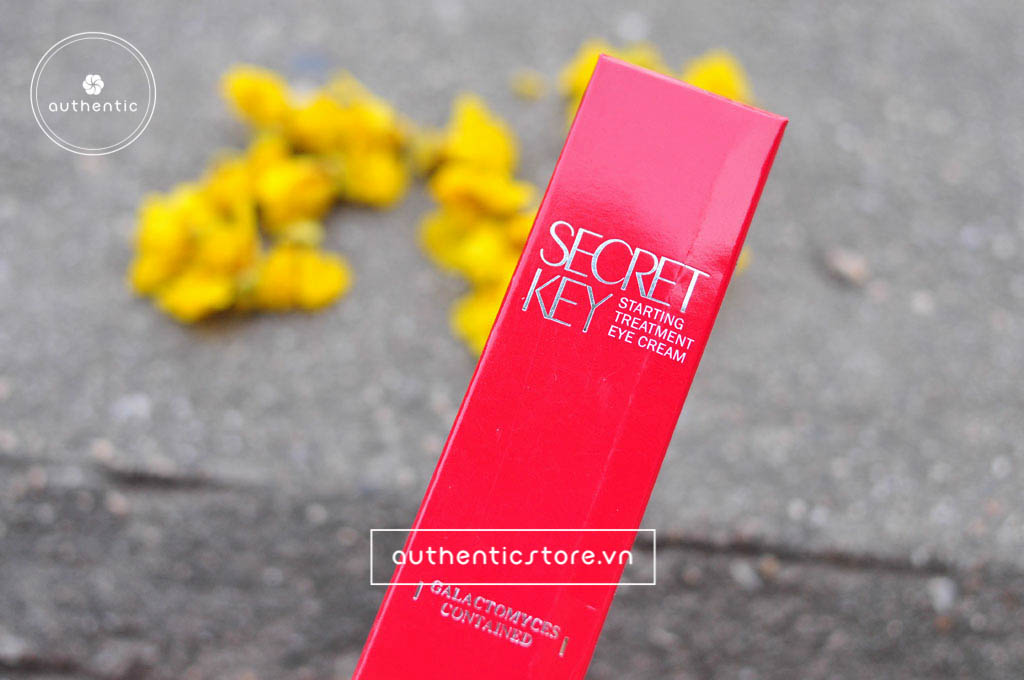 Kem dưỡng mắt Secret Key Starting Treatment Eye Cream