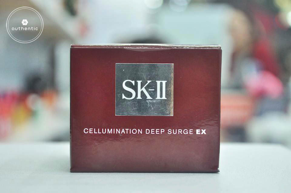 Bao bì SK-II Cellumination Deep Surge Ex