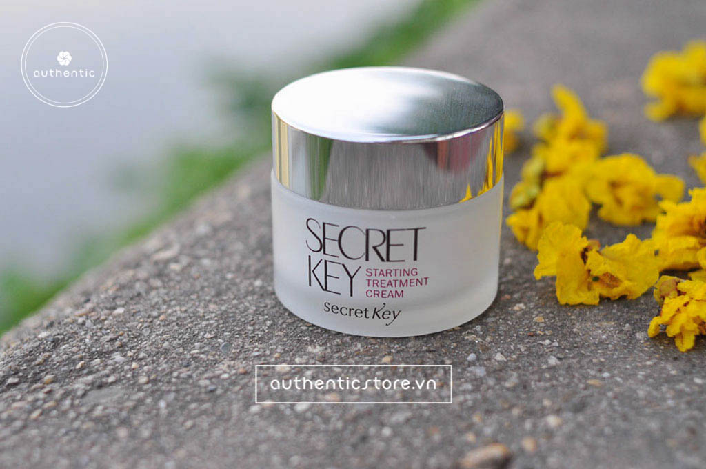 Kem dưỡng trắng da Secret Key Starting Treatment Cream