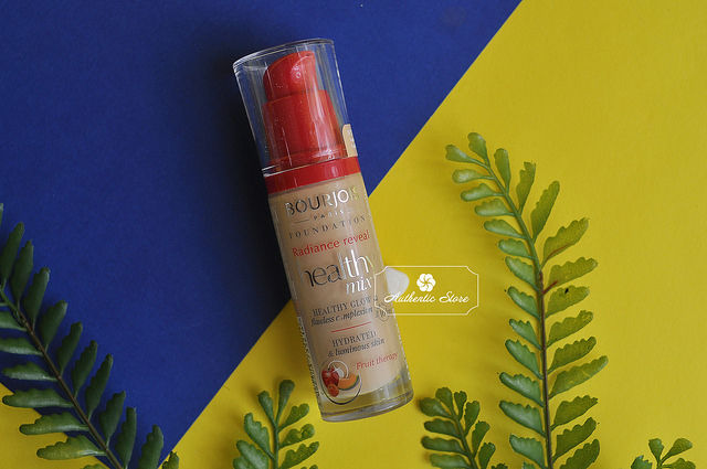 Kem nền BOURJOIS Radiance reveal healthy mix foundation