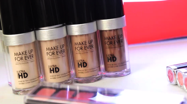 Kem nền Make Up Forever Ultra HD Foundation