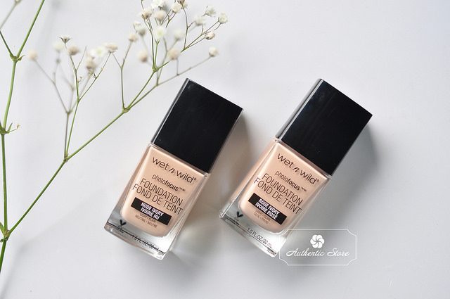 Kem nền Wet n Wild Photofocus Foundation