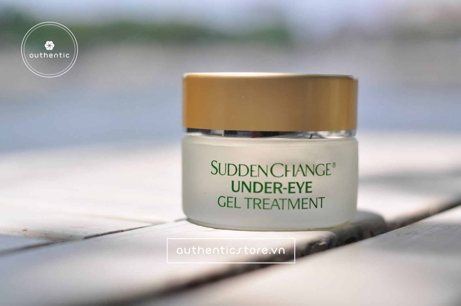 Kem trị quầng thâm mắt Suddenly Change under eye gel treatment