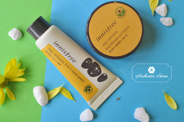 Lột Mụn Innisfree Jeju Volcanic 3 In 1 Nose Pack