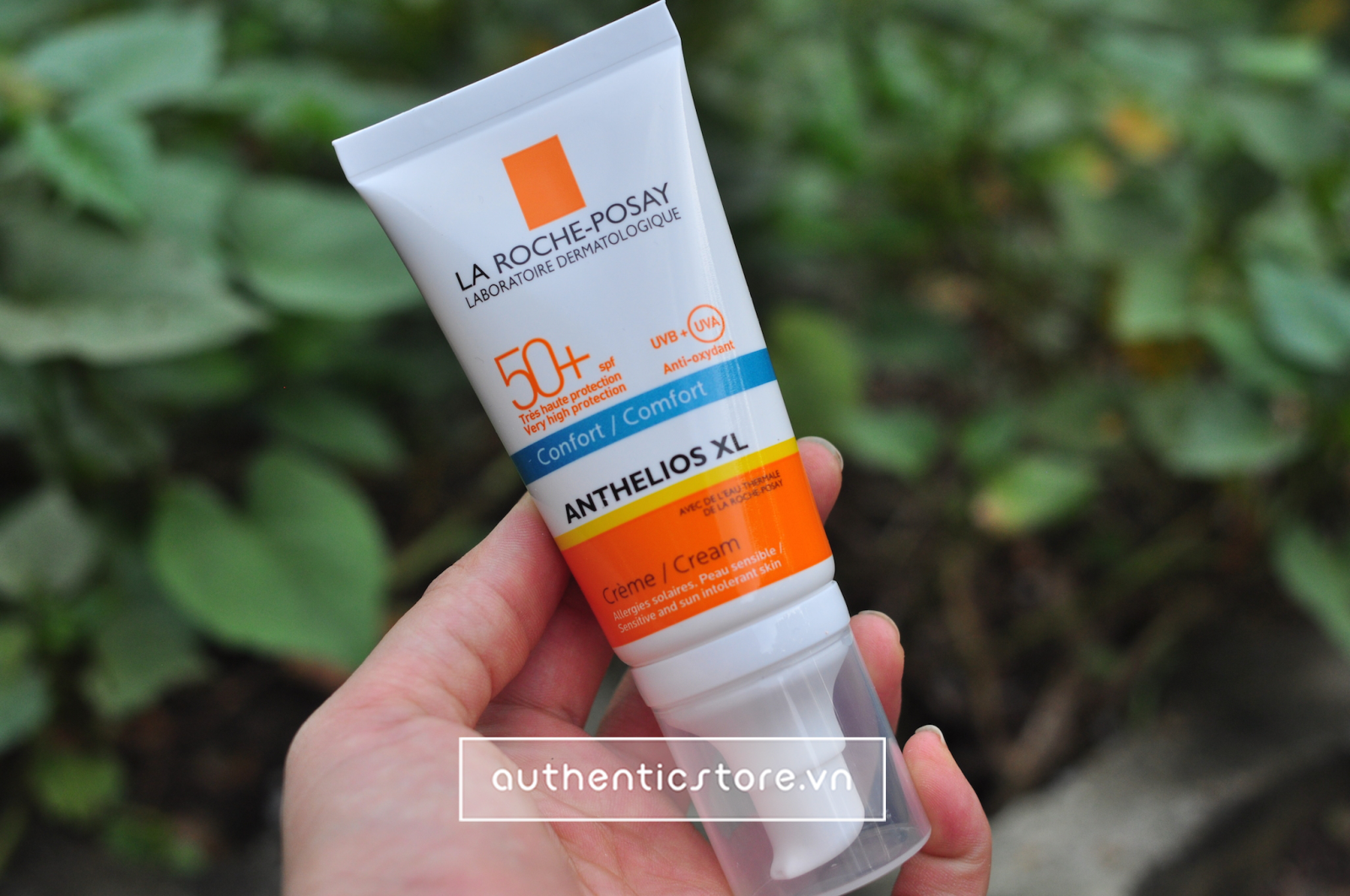 La Roche Posay Anthelios XL Comfort bb cream .jpg