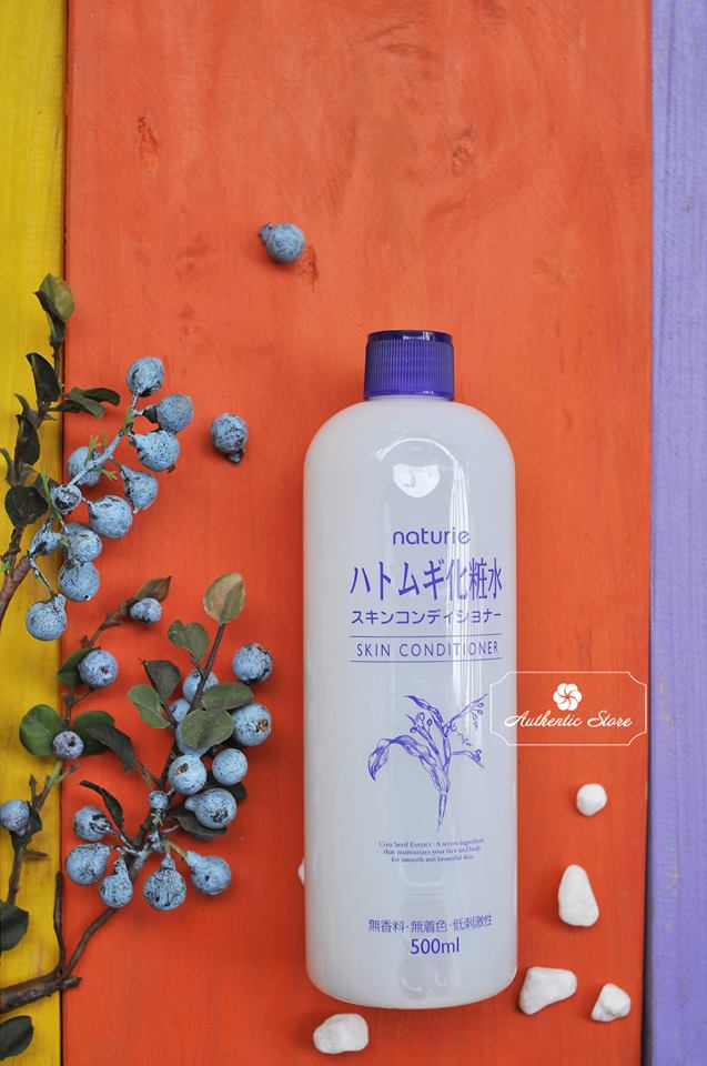 Lotion dưỡng ẩm naturie hatomugi skin conditioner
