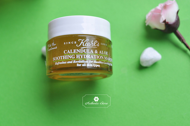 Mặt nạ Kiehl's Calendula & Aloe Soothing Hydration Mask