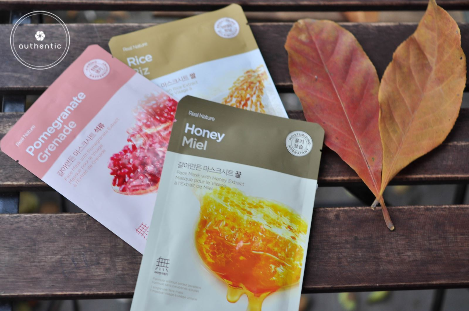 Mặt nạ The Face Shop Real Nature Mask