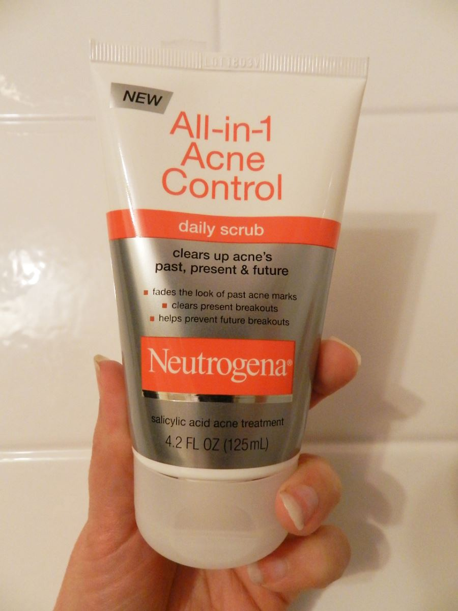 Neutrogena All-in-1 Acne