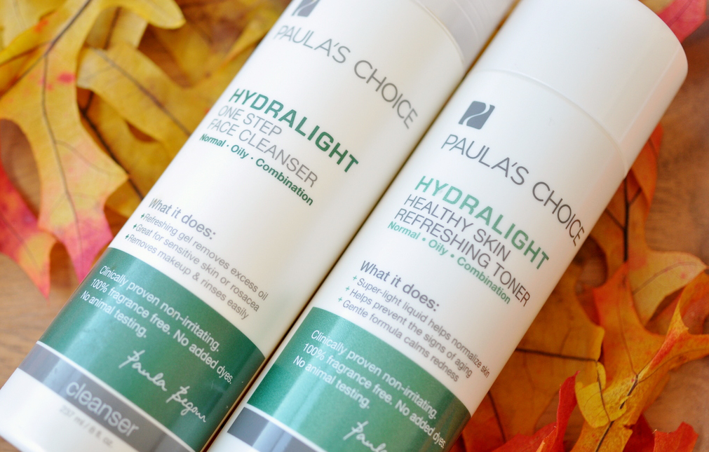 Paulas Choice Hydralight One Step Face Cleanser