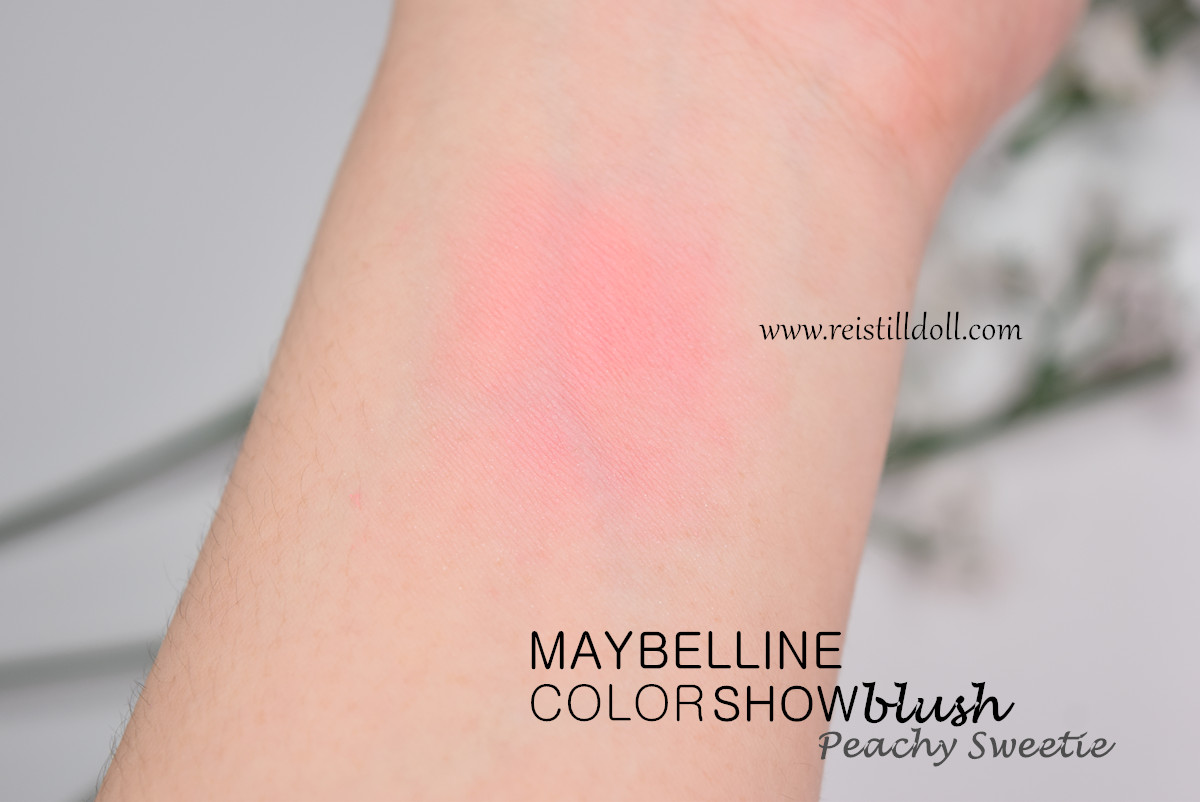 Phấn má hồng Maybelline Color Show Blush