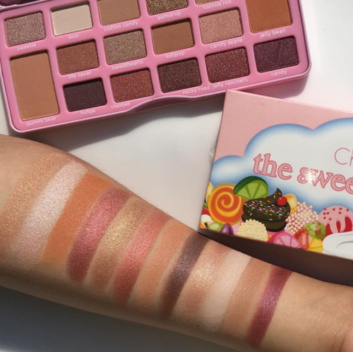 Phấn mắt Beauty Creation The Sweetest Palette
