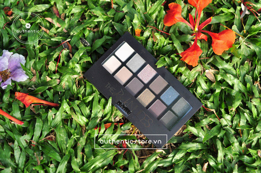 Phấn mắt Maybelline The Rock Nudes
