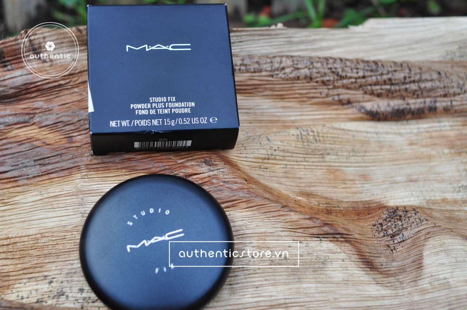Phấn phủ MAC Studio Fix Power Plus Foundation