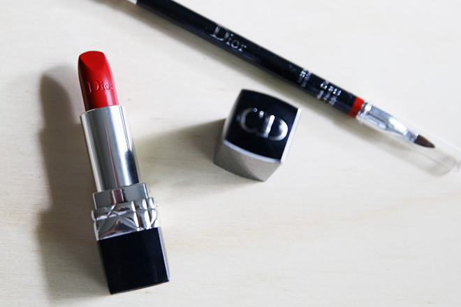 Dior Rouge Dior #999 Iconic