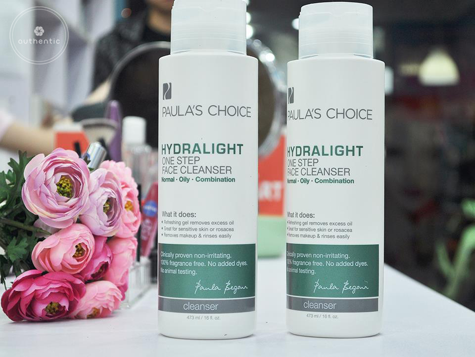 Sữa rửa mặt Paula's Choice Hydralight One Step Face Cleanser