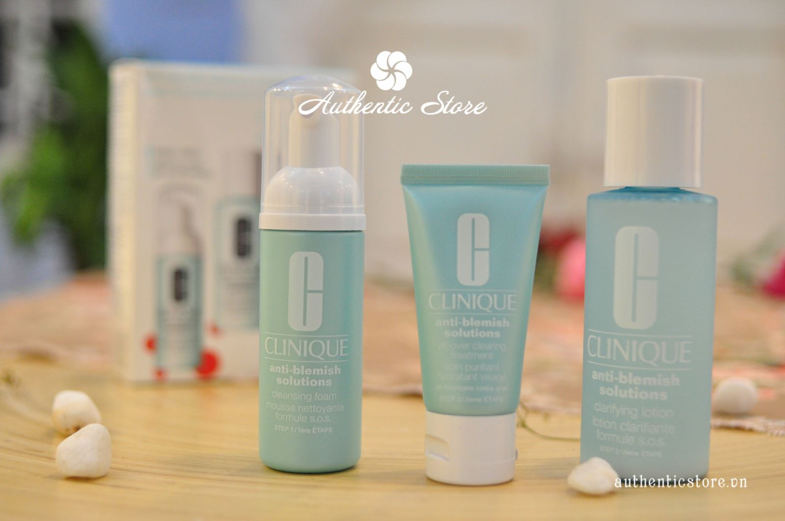 Set quà tặng Clinique