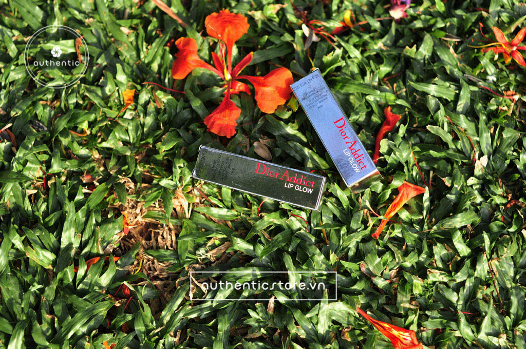 Son dưỡng Dior Addict lip glow color reviver balm